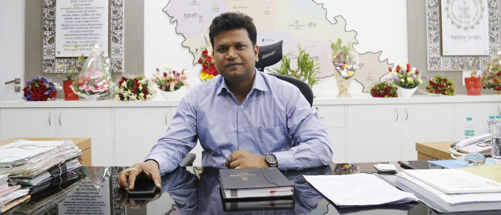 Pune: District Collector Naval Kishore Ram transferred to PMO office as Deputy Secretary