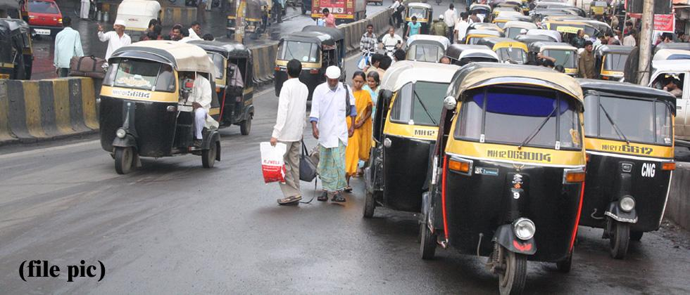 Auto drivers forced to leave auto stand from Pune junction: AAARS
