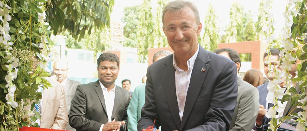 Dassault opens their first 3D experience lab in India