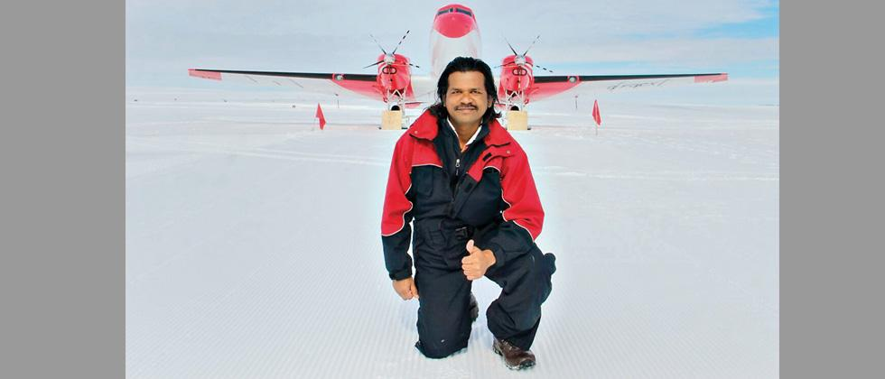 IMD scientist recounts expedition to Antarctica