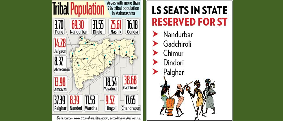LokSabha 2019: Tribals to vote for identity protection, water