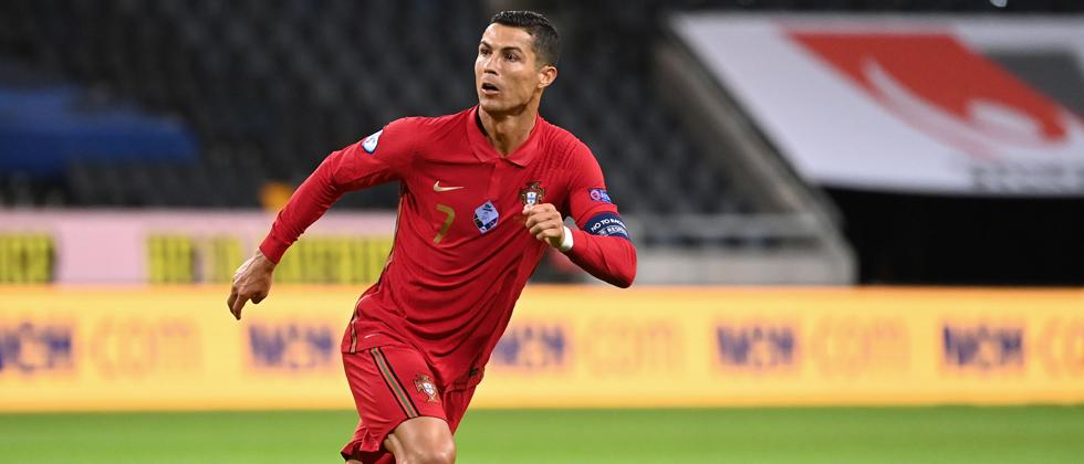 Cristiano Ronaldo becomes first European to score 100 international goals