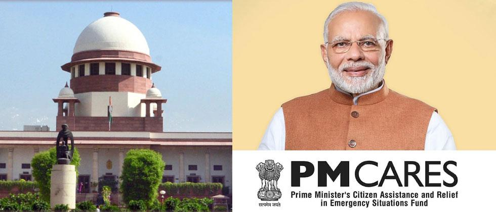SC sends notice to Centre on plea to transfer PM Cares Fund money ...