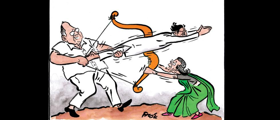 A lot depends on how Uddhav handles Chief Ministers post