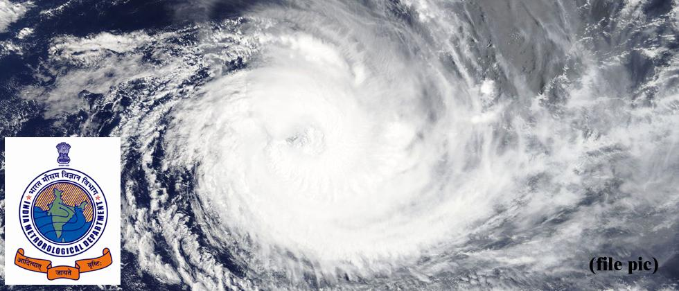 Depression over Bay of Bengal intensifies into cyclonic storm