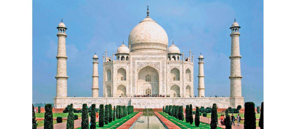 Get ready for an adventure across India
