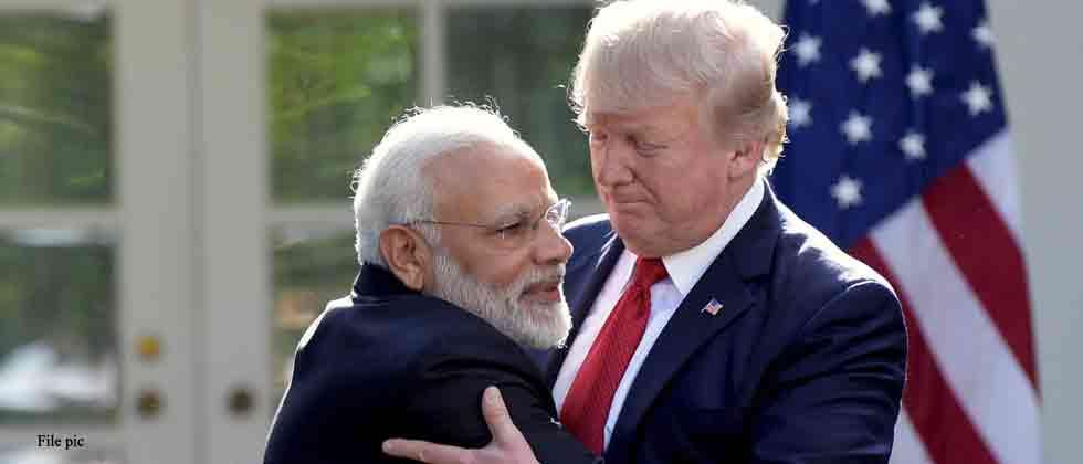 Modi, Trump talk over phone, discuss trade deficit, defence