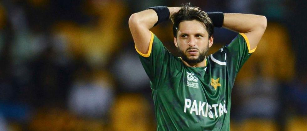 Shahid Afridi has played 27 Tests, 398 ODIs and 99 T20 matches for Pakistan