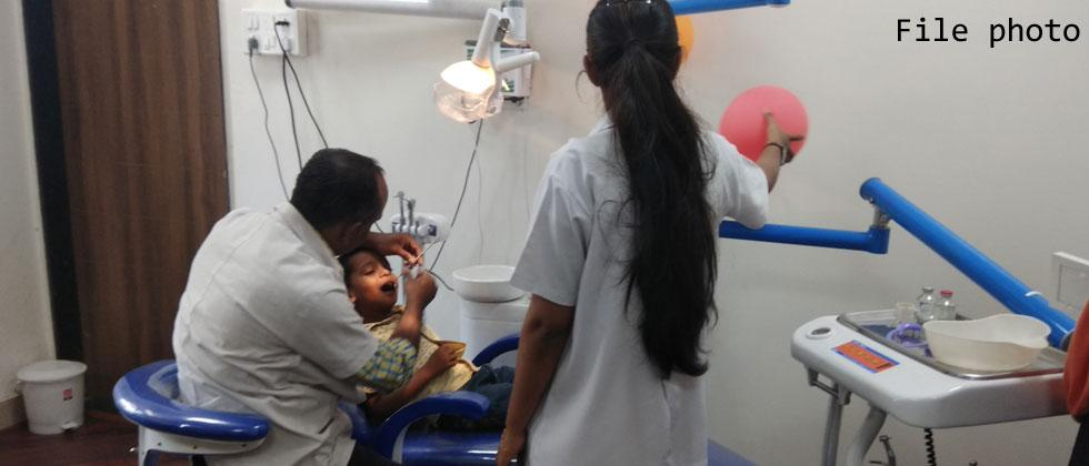 Practise oral hygiene to prevent dental issues