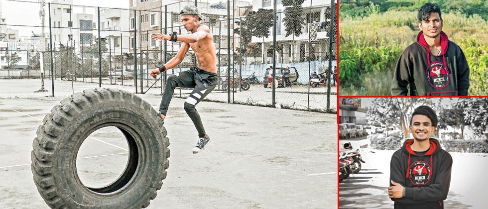 Shafeeq Kutty and Khush Patil tell us about their open gym — Generation Hench Fitness in Balewadi