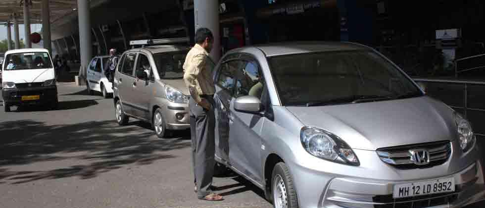 Parking area for autorickshaws, cabs shifted at Pune airport