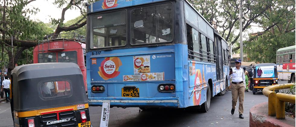 150 PMPML buses broke down daily during rains