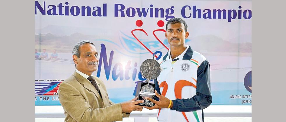 36th Natl Rowing Championship at CME concludes on grand note