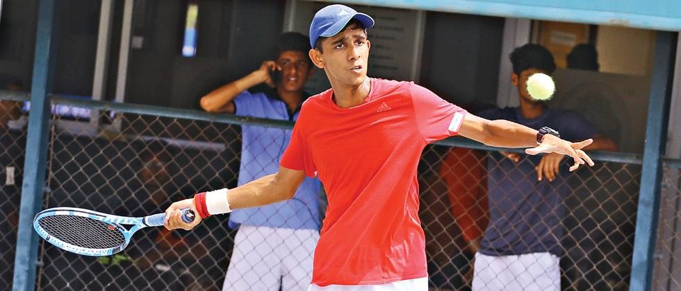 Siddhant secures easy Rd 1 victory