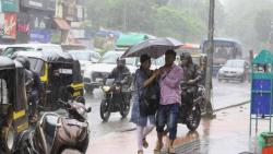 Rainfall activity has reduced in the city for the last three to four days after a good spell of heavy rainfall.