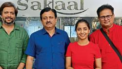 Sakal Times caught up with the star cast of AB aani CD to know more about the movie and their experience of working with stalwarts like Amitabh Bachchan and Vikram Gokhale