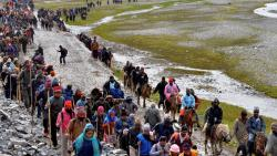 Amarnath yatra july 2020, devotees will be checked 2020 Jammu and Kashmir