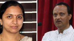 Anxious NCP Corporator Ashwini Kadam calls Ajit Pawar to check COVID- 19 positive husband's health condition