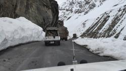 India, China working to resolve standoff in Ladakh region