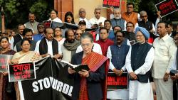 Special assembly sessions mark Constitution Day, oppn flags 'threat'