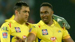 Dwayne Bravo: MS Dhoni doesn't behave like a superstar at Chennai Super Kings