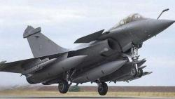 Watch: Five Rafale jets for India flies out of France