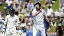 Ishant ruled out of Christchurch Test as ankle injury resurfaces