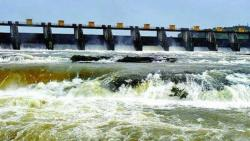 Pune: With total discharge of 8.35 TMC from Khadakwasla cluster, Ujani dam water storage reaches 50 TMC
