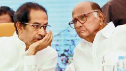 CM Uddhav Thackeray meets Sharad Pawar, Shiv Sena says Maharashtra government strong