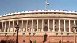 Ruckus in Rajya Sabha as Opposition questions rush to pass farm bills