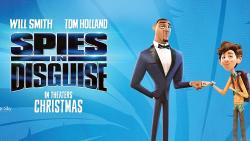 Spies In Disguise: It's a bird, it's a spy (Reviews)