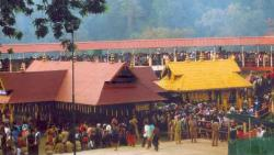 Sabarimala temple priest doesn't want devotees to turn up