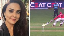 IPL 2020: Preity Zinta calls on BCCI to make new rules after umpire's error