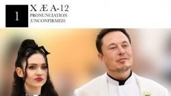Elon Musk's baby: This is what X Æ A-12 means