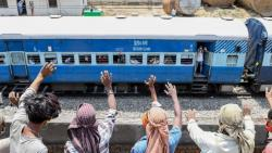 Center to run special trains, with paperless tickets