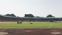 Balewadi Stadium Preps Up For ISL Action