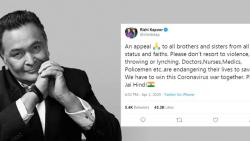 Rishi Kapoor and his love for Twitter