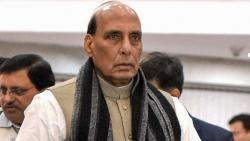 Indian Defence Minister Rajnath Singh launched the Directorate General National Cadet Corps (DGNCC) Mobile Training App on Thursday. The App will help assist in conducting countrywide online training of NCC cadets.