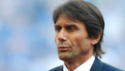 May 19, 2018 file photo shows then Chelsea's Italian head coach Antonio Conte standing before the English FA Cup final football match between Chelsea and Manchester United at Wembley stadium in London. AFP Photo