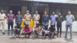 Pune: Bhosari police nab five murder suspects fleeing to Latur