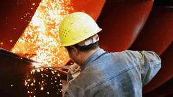 India's core industrial output crashes by over 38 per cent in April