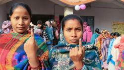 Jharkhand last phase polling peaceful, 70.83 pc turnout