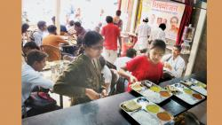 'Shiv Thali' receiving a good response in Pune