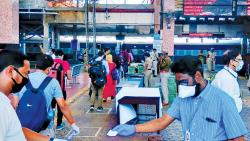 Coronavirus lockdown: 12,000 migrants ferried from Pune division