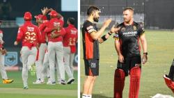 Kings XI Punjab (KXIP) and Royal Challengers Bangalore (RCB