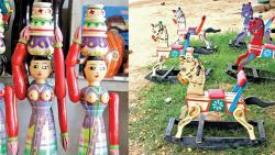 Indian toymakers have pledged to stand firm to Prime Minister Narendra Modi's vision for India to become a global hub for toy manufacturing.