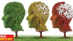 World Alzheimer's Day: Avoiding drugs, healthy lifestyle key to combat disease