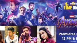 Watch Avengers: Endgame's Indian TV premiere
