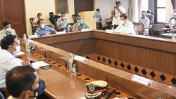 Coronavirus Pune: Central team takes review of prevention measures