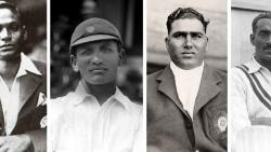 India's heroes from their debut Test